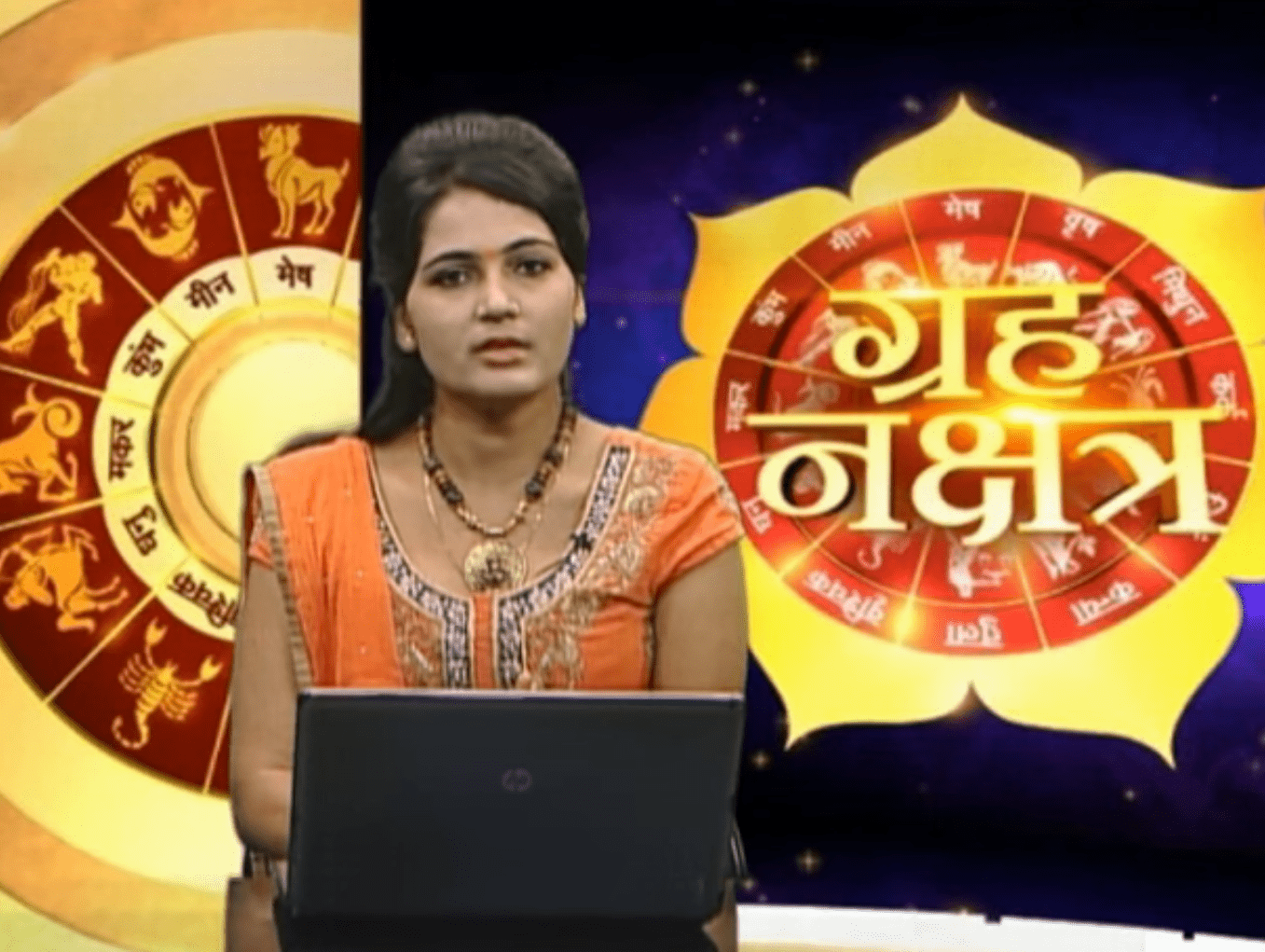 Astrologer Shweta Singh Grah Nakshatra TV Progtramme on Jain TV
